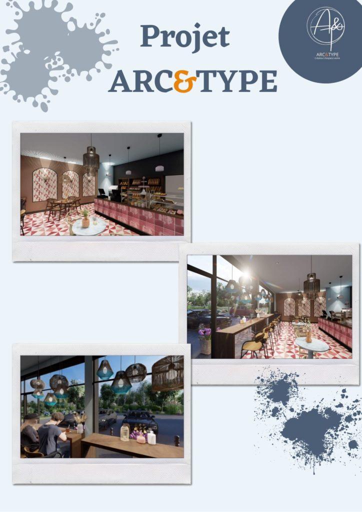 Projet ARC&TYPE